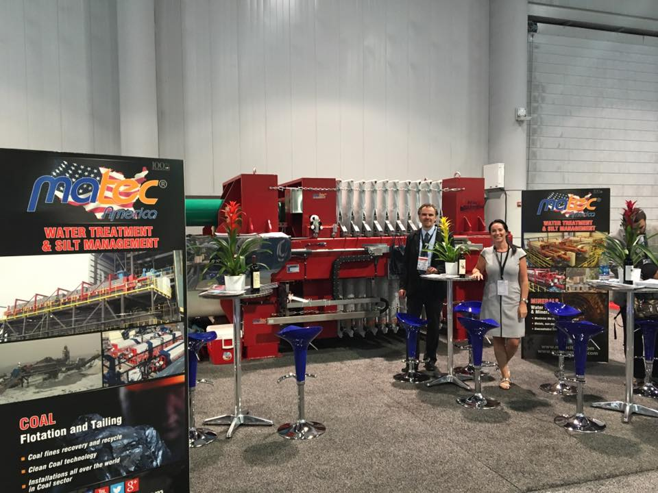 Second Day – Minexpo 2016