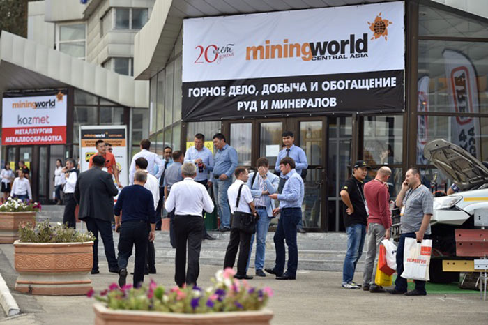 MINING WORLD CENTRAL ASIA 2015
