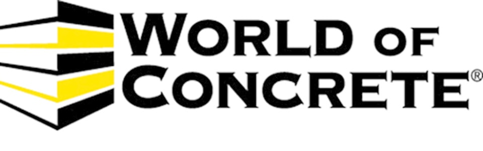 World of Concrete 2016
